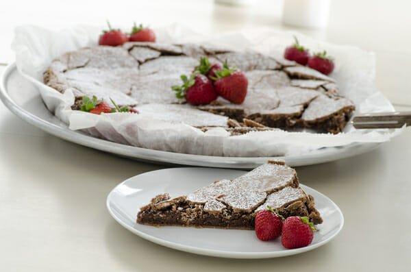 mud cake kladdkaka